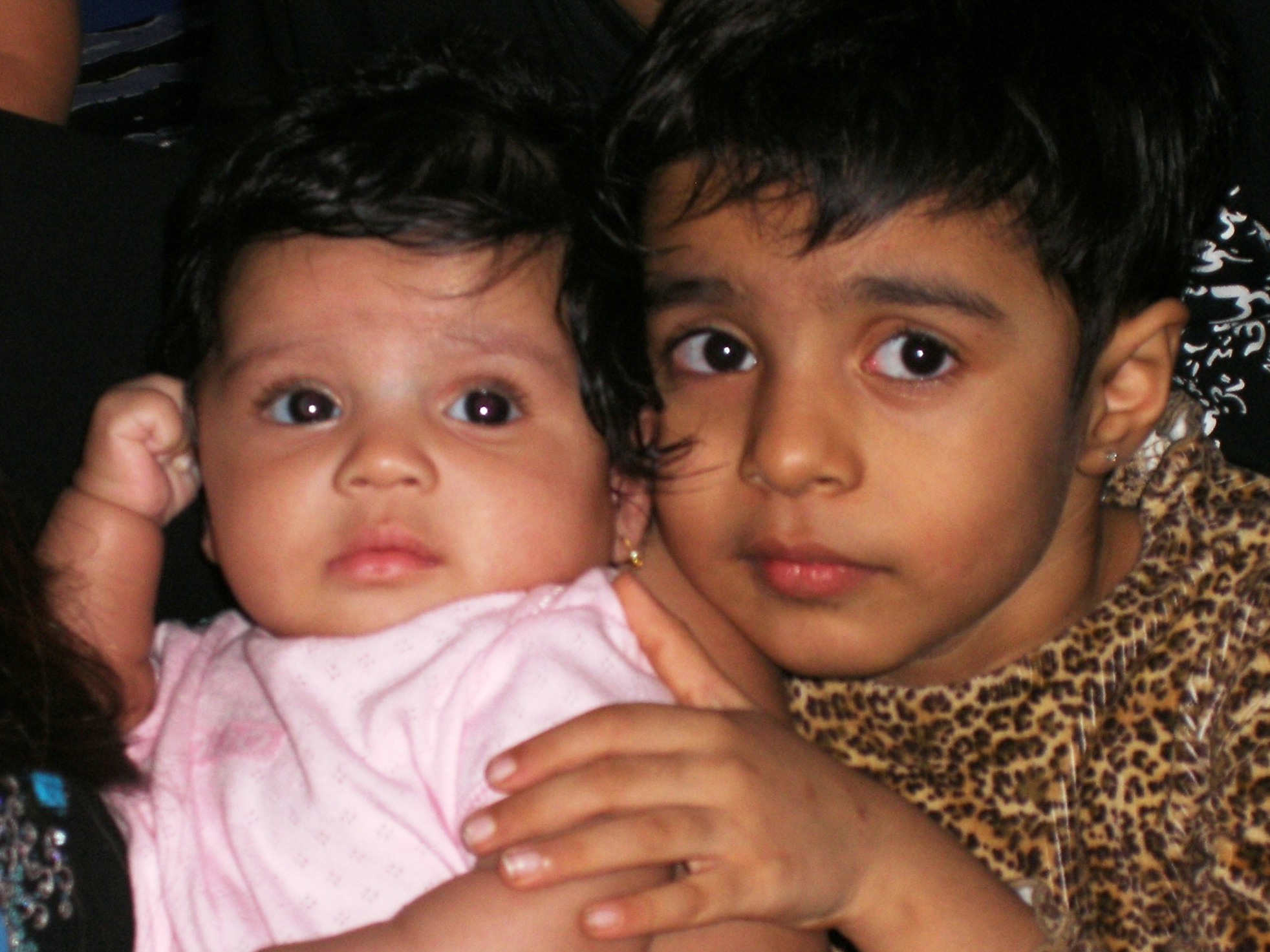 cousins in arms.jpg - Me and Bebo, my favorite cousin...